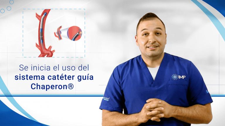 Historia de la tecnología endovascular - IMP