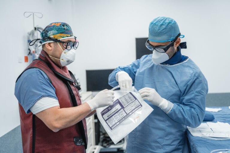Procedimientos endovasculares-IMP